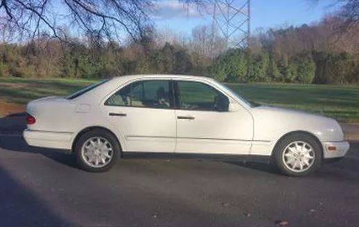 1998 Mercedes-Benz E-Class for sale at Unity Auto Sales Inc II in Kannapolis NC