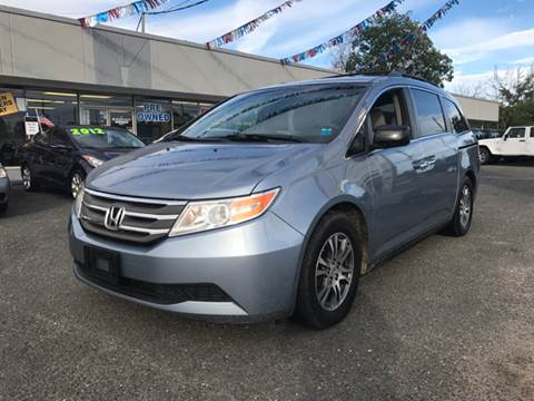 2012 Honda Odyssey for sale in Lakewood, NJ