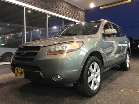 2007 Hyundai Santa Fe for sale in Lakewood, NJ