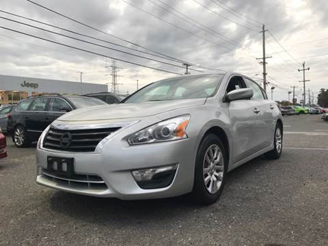 2015 Nissan Altima for sale in Lakewood, NJ