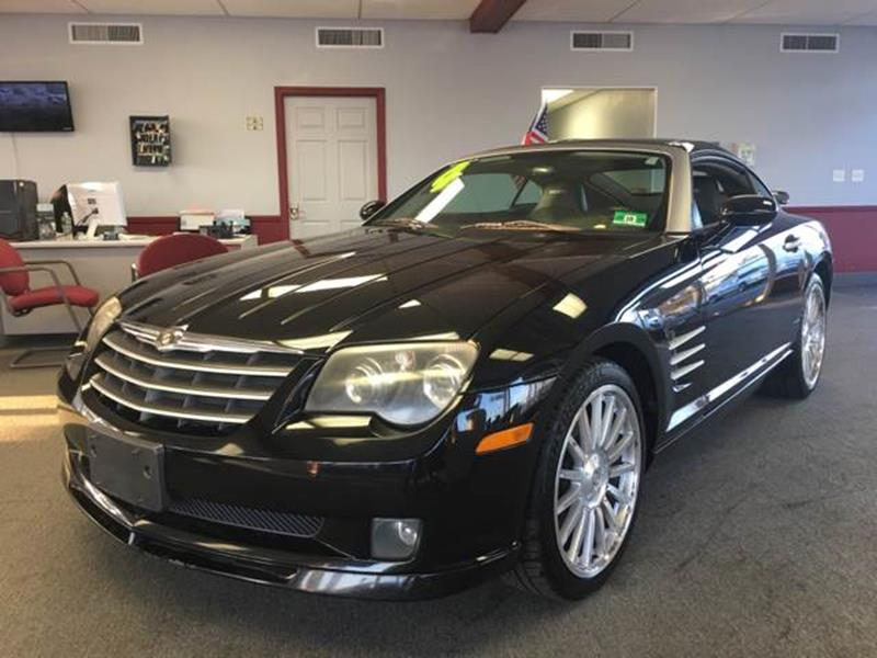 50 Best Used Chrysler Crossfire Srt 6 For Sale Savings From 2229