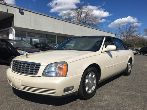2002 Cadillac DeVille for sale in Lakewood, NJ