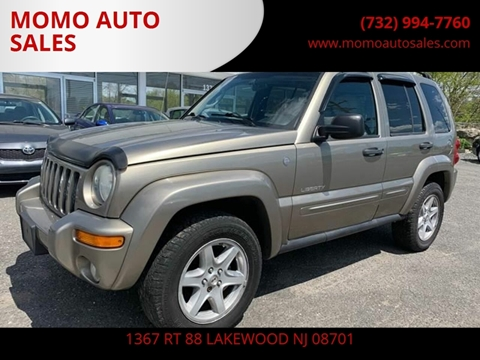 2004 Jeep Liberty for sale in Lakewood, NJ