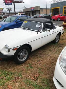 1997 MG Midget for sale in Murfreesboro, TN