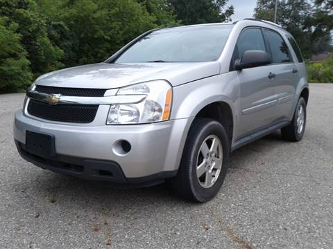 2007 Chevrolet Equinox for sale in Kingston, MI