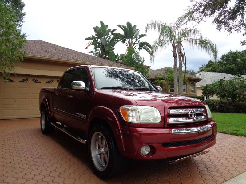 2006 Toyota Tundra For Sale At Divine Find Motors Inc In Tarpon Springs FL