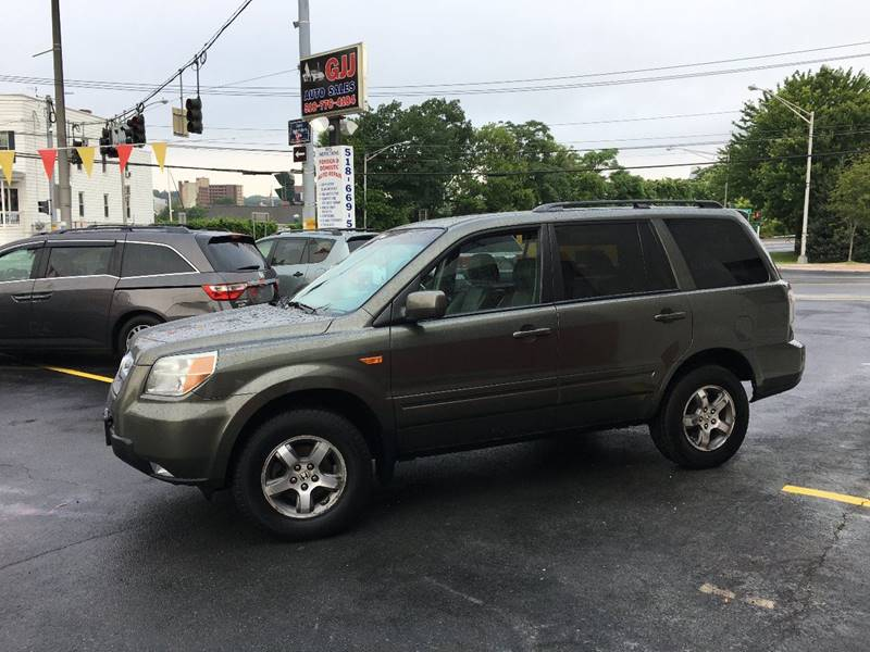 2006 Honda Pilot For Sale At GJJ Auto Sales And Repair In Rensselaer NY