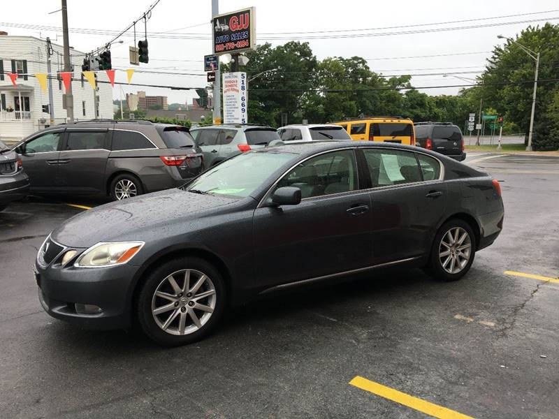 2006 Lexus GS 300 For Sale At GJJ Auto Sales And Repair In Rensselaer NY