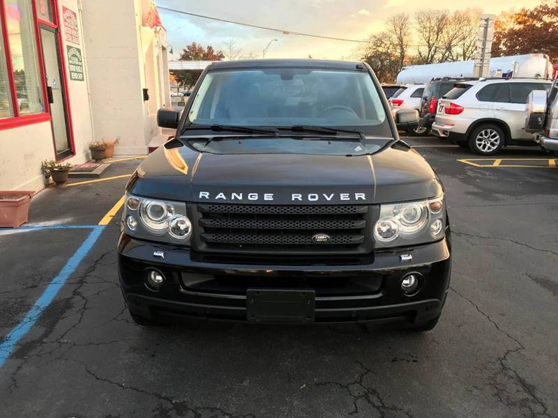 2008 land rover range rover sport hse in rensselaer ny gjj auto sales and repair. Black Bedroom Furniture Sets. Home Design Ideas