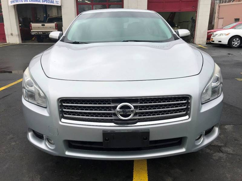 2010 Nissan Maxima For Sale At GJJ Auto Sales And Repair In Rensselaer NY