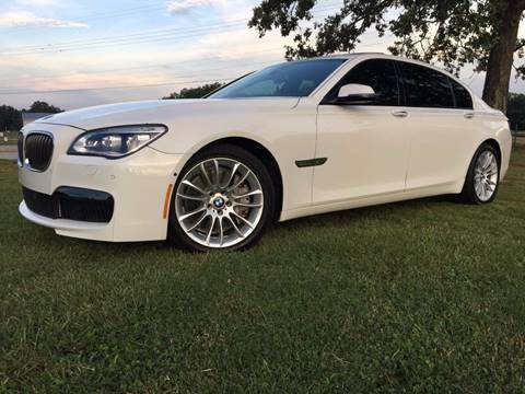 2015 BMW 7 Series for sale in Statham, GA