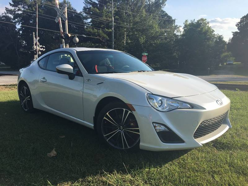 2014 Scion FR-S for sale at Automotive Experts Sales in Statham GA