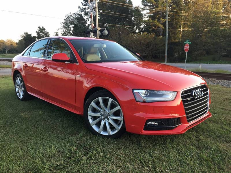 2014 Audi A4 for sale at Automotive Experts Sales in Statham GA