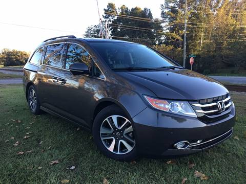 2015 Honda Odyssey for sale in Statham, GA