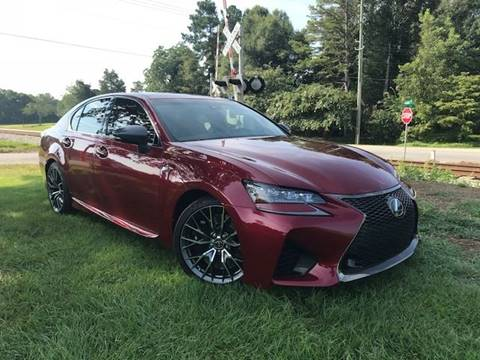 2016 Lexus GS F For Sale In Statham, GA
