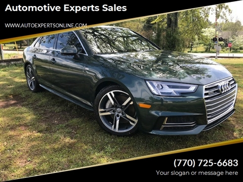 2017 Audi A4 for sale in Statham, GA