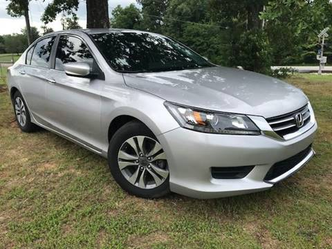 2013 Honda Accord for sale in Statham, GA