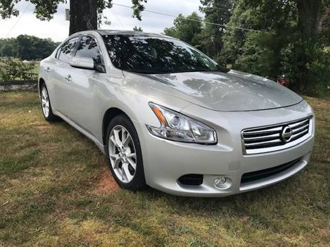 2014 Nissan Maxima for sale in Statham, GA