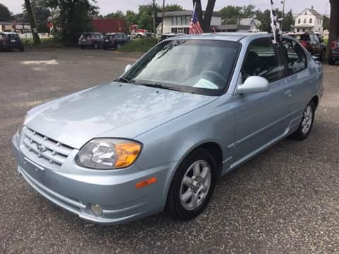 2004 Hyundai Accent for sale in Edison, NJ