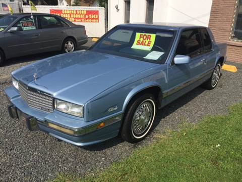 1990 Cadillac Eldorado for sale at EZ Auto Sales , Inc in Edison NJ
