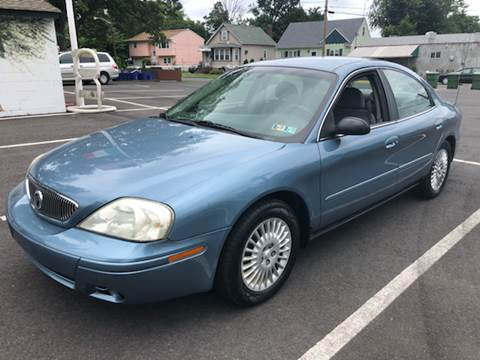 2005 Mercury Sable for sale at EZ Auto Sales , Inc in Edison NJ