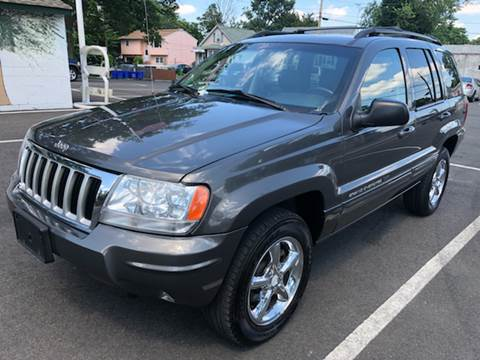 2004 Jeep Grand Cherokee for sale at EZ Auto Sales , Inc in Edison NJ