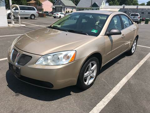 2007 Pontiac G6 for sale at EZ Auto Sales , Inc in Edison NJ