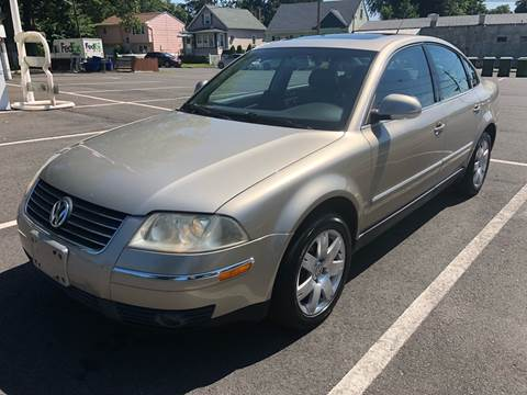 2005 Volkswagen Passat for sale at EZ Auto Sales , Inc in Edison NJ