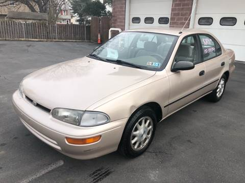 1995 GEO Prizm for sale in Edison, NJ