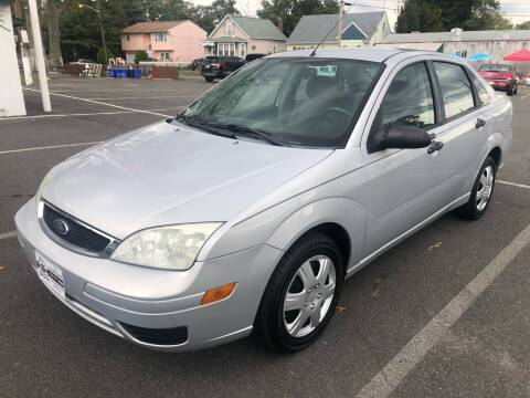 2007 Ford Focus for sale at EZ Auto Sales , Inc in Edison NJ