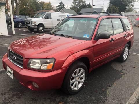 2005 Subaru Forester for sale at EZ Auto Sales , Inc in Edison NJ