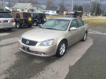 2006 Nissan Altima for sale in Milford, OH