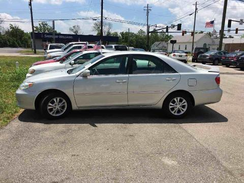 2005 Toyota Camry for sale in Milford, OH