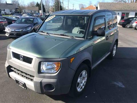 2005 Honda Element for sale in Milford, OH