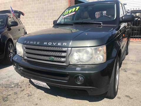 2006 Land Rover Range Rover Sport for sale in Antioch, CA