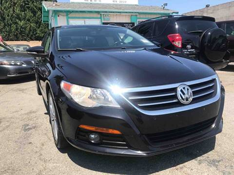 2010 Volkswagen CC for sale in Antioch, CA