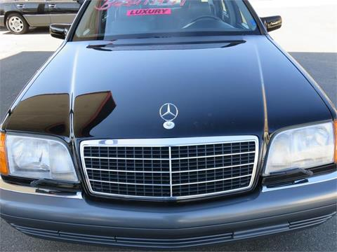 1992 Mercedes-Benz 500-Class for sale in Monroe, NC