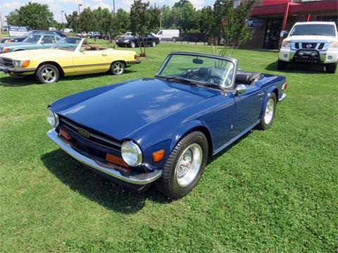1974 Triumph TR6 for sale in Monroe, NC