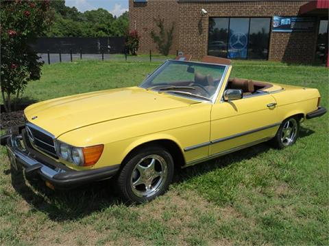 1979 Mercedes-Benz 450-Class for sale in Monroe, NC