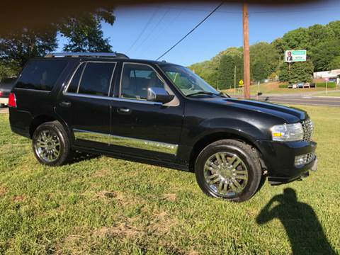 2008 Lincoln Navigator for sale at GTO United Auto Sales LLC in Lawrenceville GA