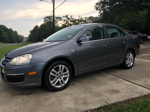 2007 Volkswagen Jetta for sale at GTO United Auto Sales LLC in Lawrenceville GA