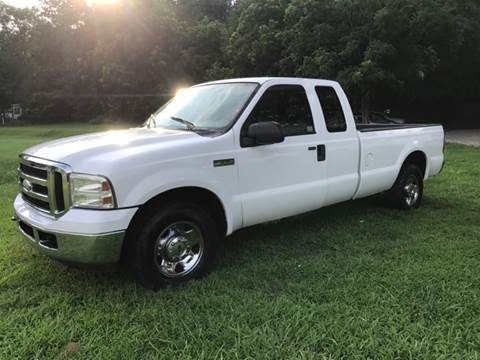 2006 Ford F-250 Super Duty for sale at GTO United Auto Sales LLC in Lawrenceville GA
