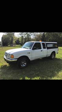 2003 Ford Ranger for sale at GTO United Auto Sales LLC in Lawrenceville GA