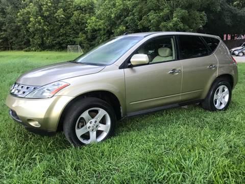 2005 Nissan Murano for sale at GTO United Auto Sales LLC in Lawrenceville GA