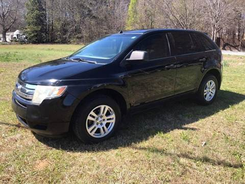 2007 Ford Edge for sale at GTO United Auto Sales LLC in Lawrenceville GA