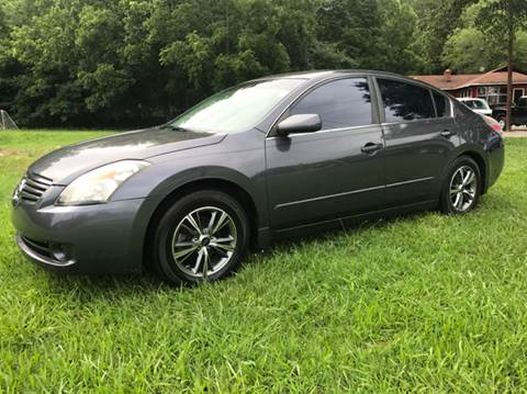 2008 Nissan Altima for sale at GTO United Auto Sales LLC in Lawrenceville GA