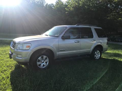 2007 Ford Explorer for sale at GTO United Auto Sales LLC in Lawrenceville GA