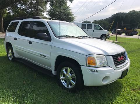 2005 GMC Envoy XL for sale at GTO United Auto Sales LLC in Lawrenceville GA