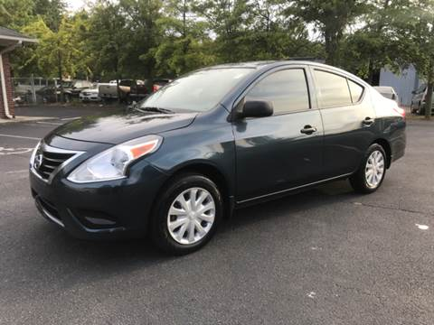 2015 Nissan Versa for sale in Lawrenceville, GA