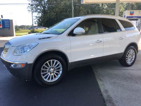 2009 Buick Enclave for sale at GTO United Auto Sales LLC in Lawrenceville GA